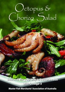 Octopus & Chorizo Salad